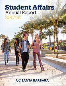 UCSB Student Affairs 2017-2018 Annual Report
